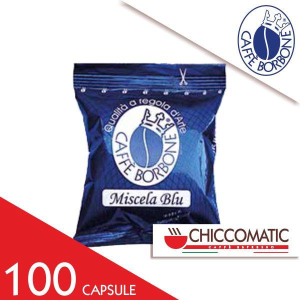 Borbone Compatibile Espresso Point Miscela Blu 100 Cialde