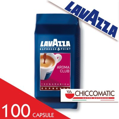 Vendita Lavazza Espresso Point Aroma Club - Shop Online Chiccomatic