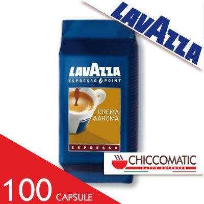 Lavazza Espresso Point Cream & Aroma - Chiccomatic Shop On line