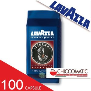 Vendita Lavazza Espresso Point Tierra - Chiccomatic Shop On Line