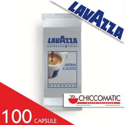 Vendita Lavazza Espresso Point Aroma e Gusto - Chiccomatic Shop Online