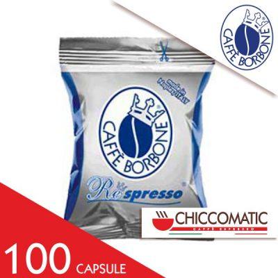 Borbone Compatibile Respresso Miscela Blu 100 Capsule