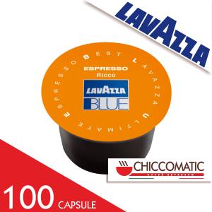 Lavazza Blue Ricco 100 Capsule