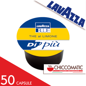 Lavazza Blue The al Limone 50 Capsule