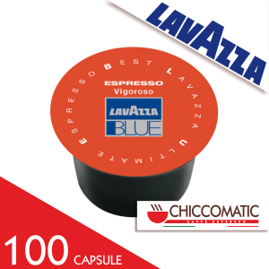 Lavazza Blue Vigoroso 100 Capsule