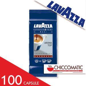 Vendita Lavazza Espresso Point Aroma Point 100 Cialde - Chiccomatic Shop Online