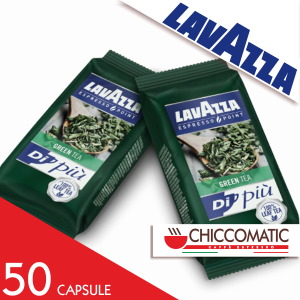Lavazza Espresso Point The Verde 50 Capsule - Vendita online Chiccomatic