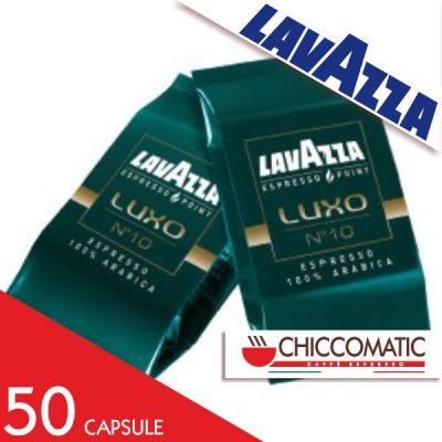 Vendita On line Caffe Luxo n 10 espresso point - Chiccomatic Shop on-line