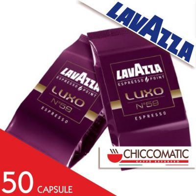 Vendita Online Caffe Luxo n 59 espresso point - Chiccomatic Shop On Line