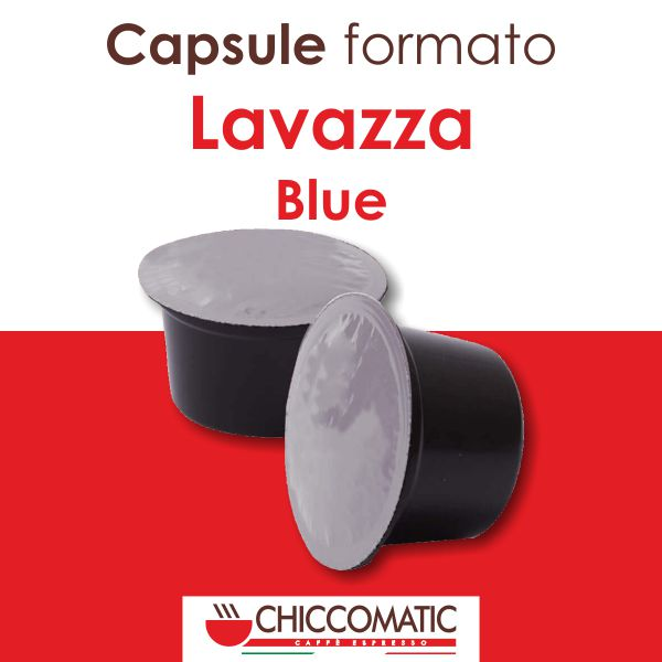 Vendita Capsule compatibili Lavazza Blue - Chiccomatic Shop Online