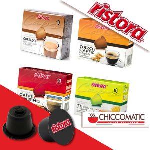 Ristora Compatibile Nespresso