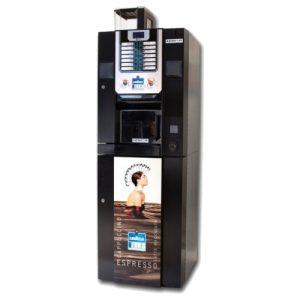 Chiccomatic macchina del caffè Lavazza Concerto Blue in comodato d'uso per aziende Umbria