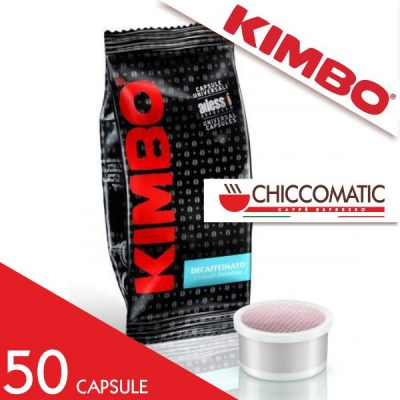 Caffè Kimbo Decaffeinato Compatibile Espresso Point