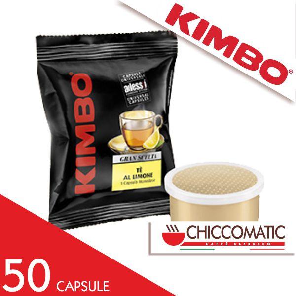 Caffè Kimbo Espresso Point Tè al Limone