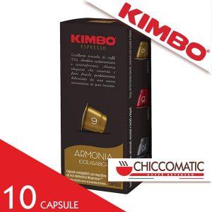 Caffè Kimbo compatibile Nespresso- Armonia
