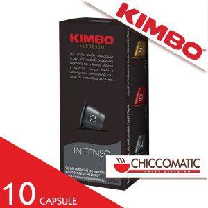 Caffè Kimbo compatibile Nespresso - Intenso