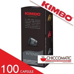 Caffè Kimbo Intenso Compatibile Nespresso