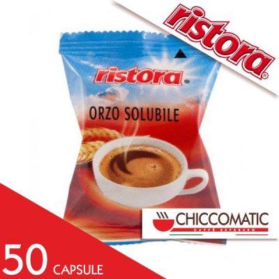 Ristora Compatibile Espresso Point Caffè Orzo - 50 Cialde