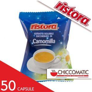 Ristora Compatibile Espresso Point Camomilla 50 Cialde