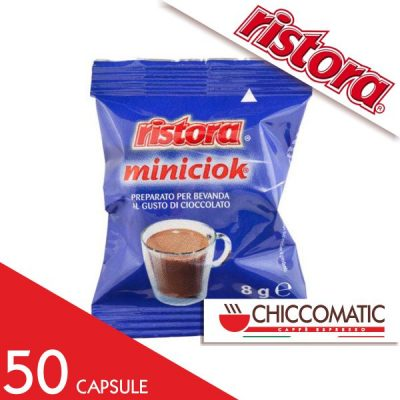 Ristora Compatibile Espresso Point MiniCiok Ristora Compatibile Espresso Point MiniCiok 50 Cialde