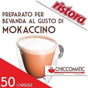 Ristora Compatibile Espresso Point Mokaccino 50 Cialde