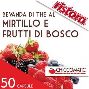 Ristora Compatibile Espresso Point Frutti di Bosco 50 Cialde