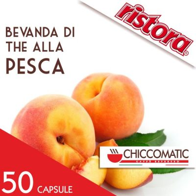 Ristora Compatibile Espresso Point The alla Pesca 50 Cialde