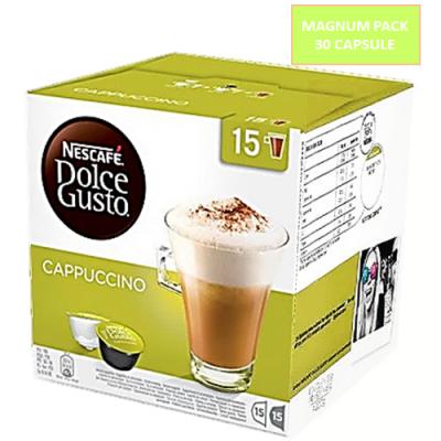 Capsule Nescafè dolce gusto magnum pack 30 capsule Capuccino