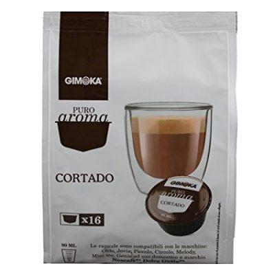 Capsule compatibili dolce gusto Gimoka Cortado - Chiccomatic shop Online