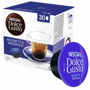 Nescafè Dolce Gusto 30 capsule ristretto ardenza - Chiccomatic Shop Online