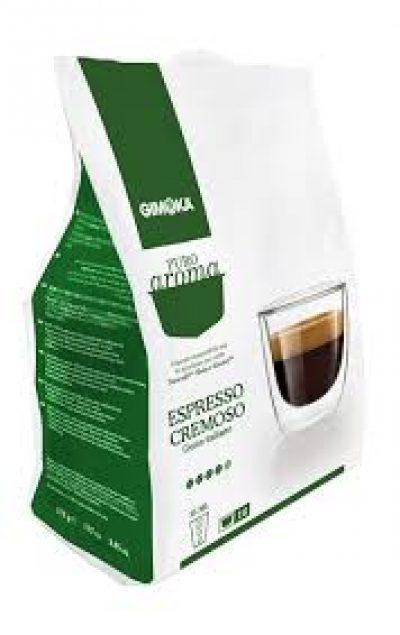 Capsule Gimoka espresso cremoso compatibile dolce gusto - Chiccomatic Shop Online
