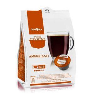 Gimoka Puro Aroma compatibile nescafe dolce gusto americano - Chiccomatic Shop Online
