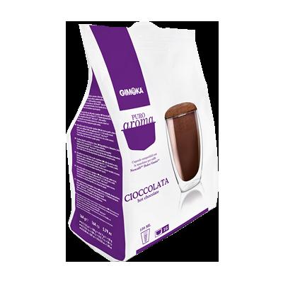 Gimoka capsule cioccolata solubile compatibile dolce gusto - Chiccomatic Shop Online