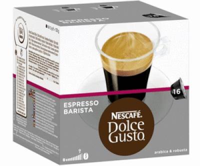 Nescafe Dolce Gusto Espresso Barista 16 capsule - Chiccomatic Shop Online