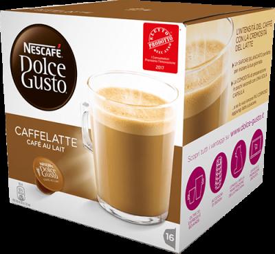 Nescafè dolce gusto espresso caffelatte 16 capsule - Chiccomatic Shop Online