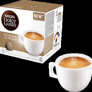 Nescafe' Dolce Gusto Essenza di Moka 16 capsule - Chiccomatic Shop Online