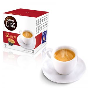 16 capsule nescafe dolce gusto Sical - Chiccomatic Shop Online